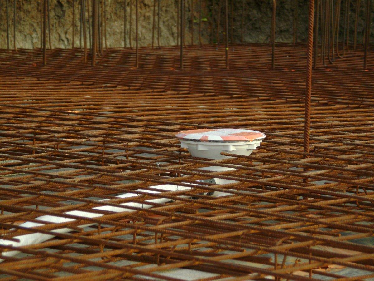 Construction piscine ronde bonde de fond - Bonde de fond ...